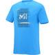 Millet Millet Be Bold TS - T-shirt manches courtes Homme - bleu